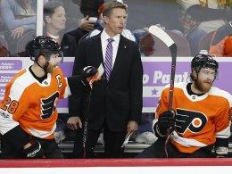 Philadelphia Flyers feuern Trainer Hakstol