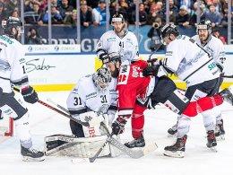 Spengler-Cup: Nürnberg verpasst das Finale