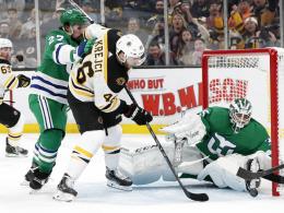 Krejci sorgt für den nächsten Bruins-Sieg