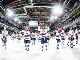 Adler vs. Ice Tigers - Mannheim als haushoher Favorit