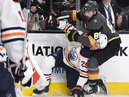 Draisaitls Nummer 43 reicht Oilers nicht
