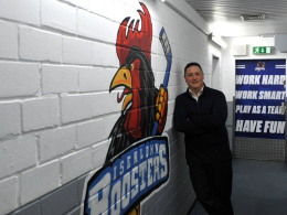 Jason O'Leary neuer Cheftrainer in Iserlohn