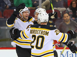 Bruins und Jets lösen Play-off-Ticket