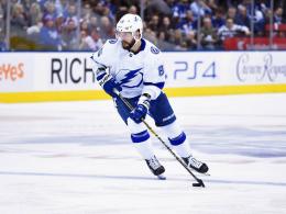 Unaufhaltsam: Tampa Bay Lightning stellt NHL-Rekord ein