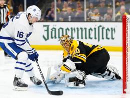 Marners Maple Leafs effektiv zum Auswärtssieg