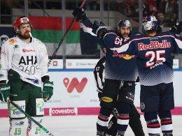 Überzahl genutzt: München führt in der Serie
