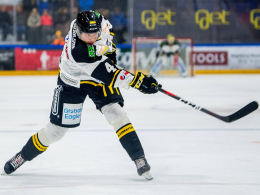 Norwegens Nationalspieler Johannesen zur DEG