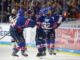Entscheidung in der Overtime: Mannheim ist Meister