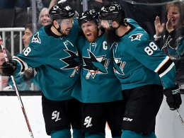 Filmreif! Sharks ziehen ins Conference-Finale ein