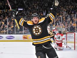 Furioses Schlussdrittel: Boston legt gleich vor