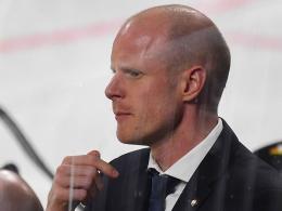 Bundestrainer Söderholm verteidigt Schiedsrichter
