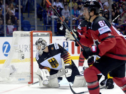 1:8 gegen Kanada: DEB-Team hält nur zwei Drittel mit