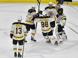 Rask lässt nichts durch: Bruins-Sweep bringt Finalticket
