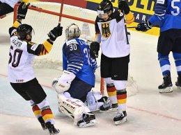 4:2 über Finnland: Angespornter Draisaitl dreht das Spiel