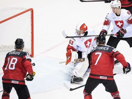 0,4 Sekunden retten Kanada - Russland mit Mühe