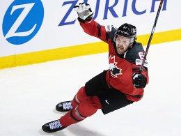 Kanada souverän: Finale gegen Finnland