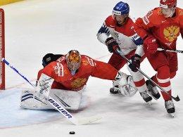 Im Penaltyschießen: Vasilevski rettet Russland Bronze
