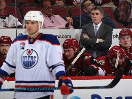 Tippett wird Chefcoach bei den Oilers