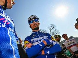 Mailand-Sanremo: Alaphilippe macht das Rennen
