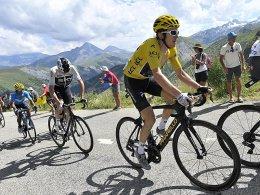 Tour de France: Bonussekunden bei Bergwertungen