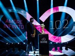 Giro d'Italia 2019: Der Etappenplan