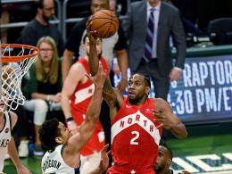 Toronto gewinnt das dritte Spiel in Serie und führt 3:2