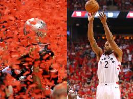 Raptors historisch! Toronto erstmals im NBA-Finale