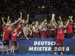 Die Deutschen Meister seit 1967