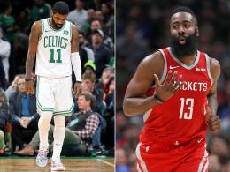Bostons böses Erwachen - Rockets brechen NBA-Rekord