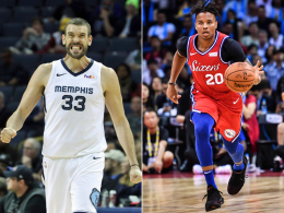 Trade-Deadline: Gasol nach Toronto - Philly tradet Fultz!