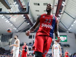 Bayern schlagen Radonjics Heimatverein Podgorica
