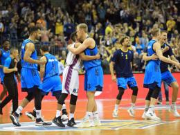 Alba Berlin steht im Halbfinale des Eurocups