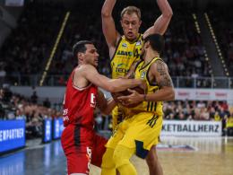 Revanche fürs Pokalfinale: Alba bezwingt Bamberg