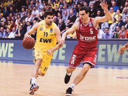 Oldenburg löst Play-off-Ticket - Würzburg schlägt Varese