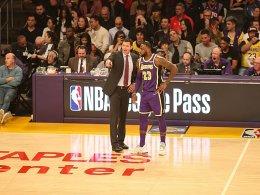 Lakers setzen Trainer Walton vor die Tür