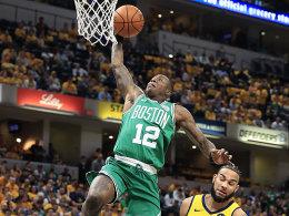 Sweep! Boston macht kurzen Prozess mit Indiana