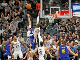 43 Jokic-Punkte reichen nicht: Spurs erzwingen Spiel sieben!