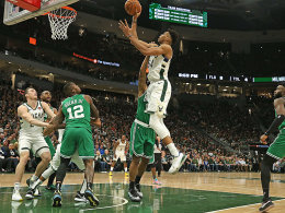 Theis scheitert mit Boston an Milwaukee