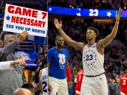 Jetzt wieder andersrum: 76ers erzwingen Spiel sieben