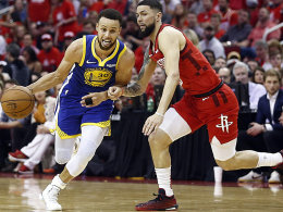 Curry wie ein Champion: Warriors wieder zu stark für Rockets