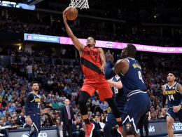 McCollum dreht auf! Portland gewinnt Spiel 7 in Denver