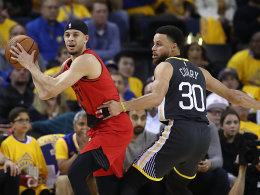 Heißes Curry-Duell: Erfolgreiche Aufholjagd der Warriors