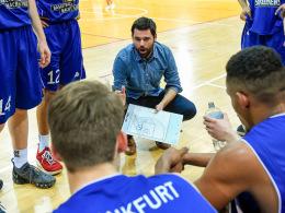 Gleim ersetzt Herbert als Coach der Skyliners Frankfurt