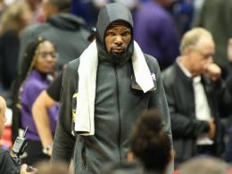 Durant-Rückkehr wohl noch in der Final-Serie