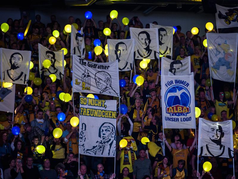 Bilder: Bambergs Pokaltriumph in