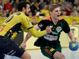 17-jähriger Debütant ärgert die Rhein-Neckar Löwen