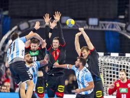 Überragende Abwehr: Deutschland entnervt Argentinien