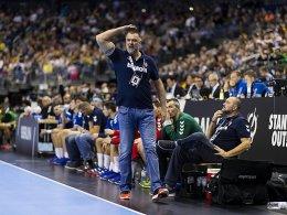 Serben-Trainer verteilt Ohrfeigen - Brasilien lacht zuletzt