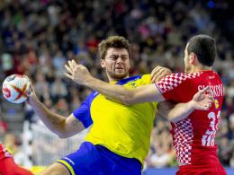 Kroatien düpiert: Wieder hilft Brasilien der DHB-Auswahl!