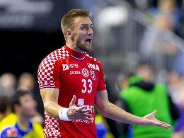 WM-Aus! Kroatien gegen DHB ohne Regisseur Cindric